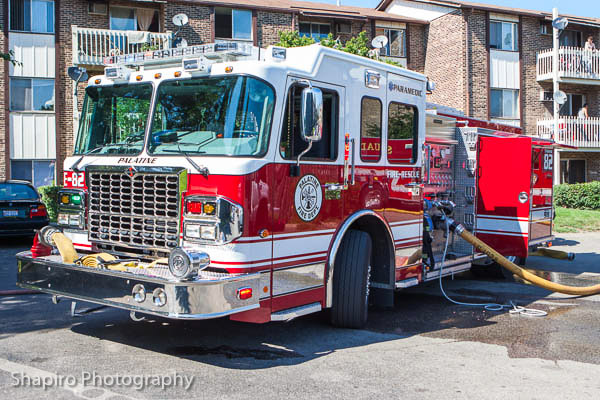 fire at 2316 Nichols Road in Long Grove IL 7-13-13 shapirophotography.net