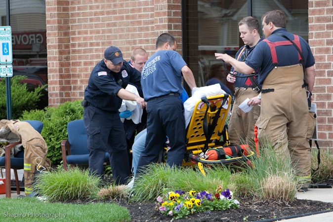 Buffalo Grove Fire Department EMS incident