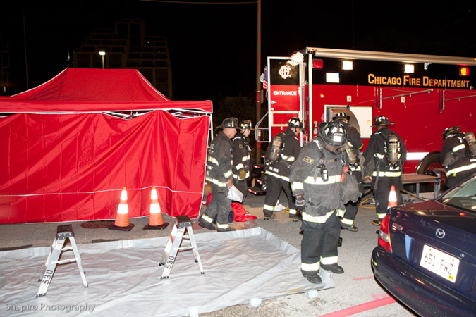 Chicago Fire Department Decon