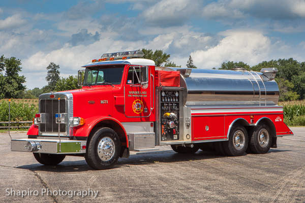 Wonder Lake FPD Tender 1671 Peterbilt US Tank Larry Shapiro photography shapirophotography.net
