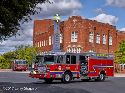 Hopewell Fire Department VA KME Predator fire engines apparatus Larry Shapiro photographer shapirophotography.net #larryshapiro