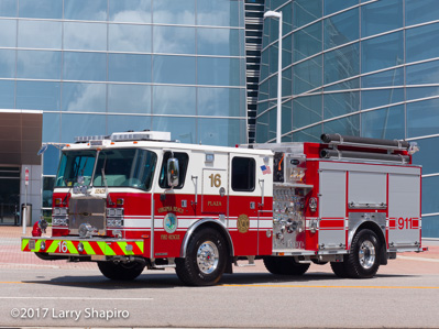 Virginia Beach Fire Department VA fire trucks apparatus Pierce Quantum fire engine E-ONE Cyclone II fire engine E-ONE Cyclone II HP100 tower ladder shapirophotography.net Larry Shapiro photographer #larryshapiro
