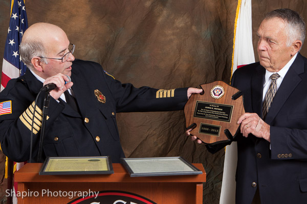 Long Grove FPD 2013 awards ceremony and retirements and promotions Larry Shapiro photography